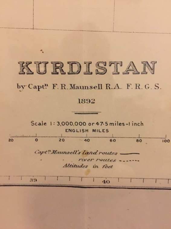 Kurdistan Karte 2019.The Kurdish Museum Starts Slowly But Surely Takes Shape