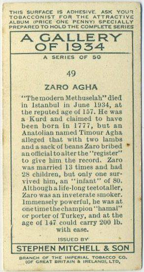 zaro-agha-a-gallery of 1934